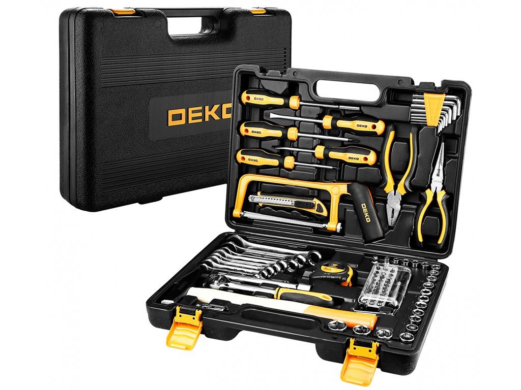 Набор инструмента Deko DKMT89 065-0737