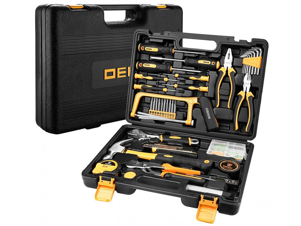 Набор инструмента Deko DKMT102 065-0739