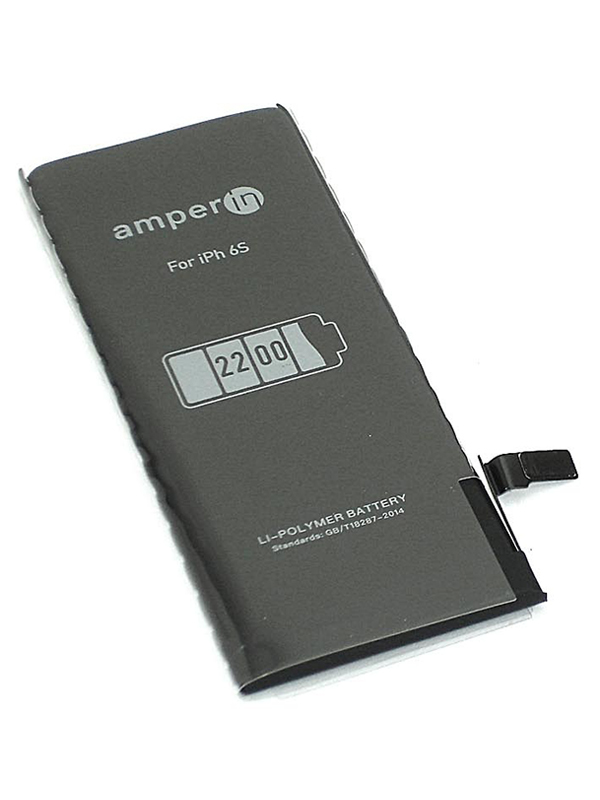 Аккумулятор Amperin для Apple iPhone 6S 3.8V 2200mAh 74517