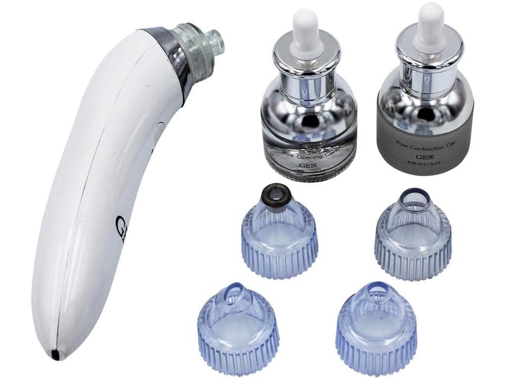Прибор для вакуумной чистки и дермабразии лица Elastic Gess