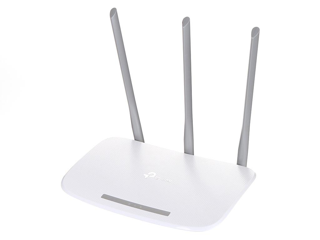 Wi-Fi роутер TP-LINK TL-WR845N tp link tl wr845n беспроводной белый