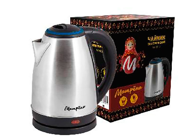 Чайник Матрёна MA-001 Blue