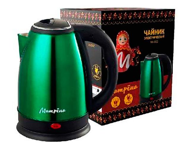 Чайник Матрёна MA-002 Green