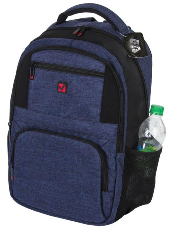 Рюкзак Brauberg Dallas 450x290x150mm Blue 228866
