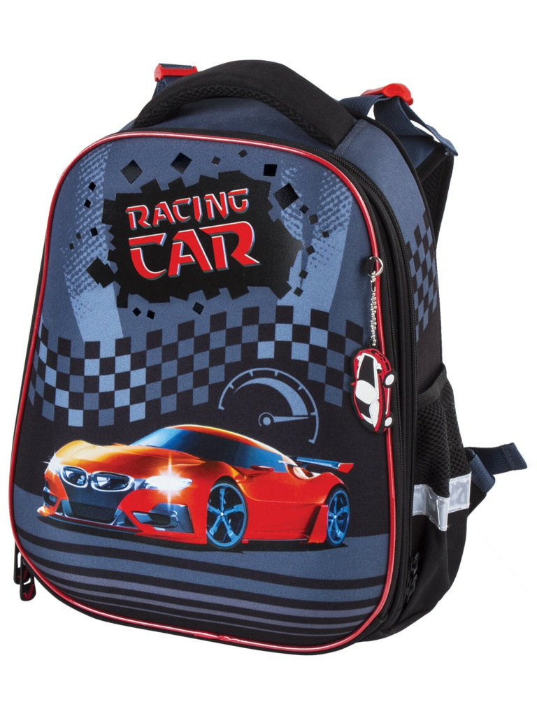 Рюкзак Brauberg Premium Racing Car 380x290x160mm 228781