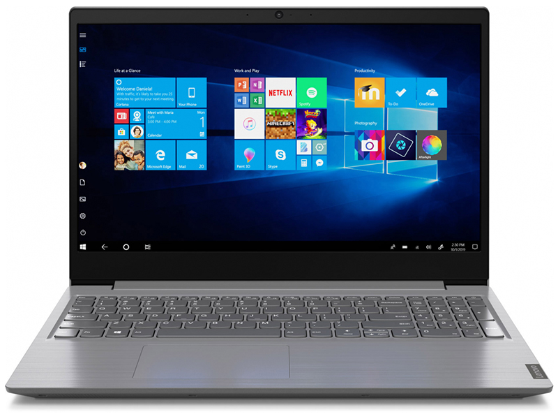 Ноутбук Lenovo V15-IKB Iron Grey 81YD000URU (Intel Core i3-8130U 2.2 GHz/8192Mb/256Gb SSD/Intel HD Graphics/Wi-Fi/Bluetooth/Cam/15.6/1920x1080/Windows 10 Pro 64-bit)