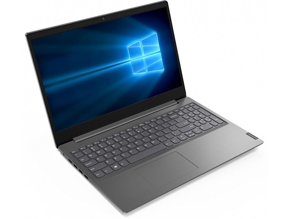 Ноутбук Lenovo V15-IIL Iron Grey 82C500A3RU (Intel Core i5-1035G1 1.0 GHz/8192Mb/256Gb SSD/Intel HD Graphics/Wi-Fi/Bluetooth/Cam/15.6/1920x1080/Windows 10 Pro 64-bit)