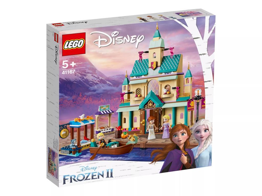 Конструктор Lego Disney Princess Frozen II Деревня в Эренделле 521 дет. 41167