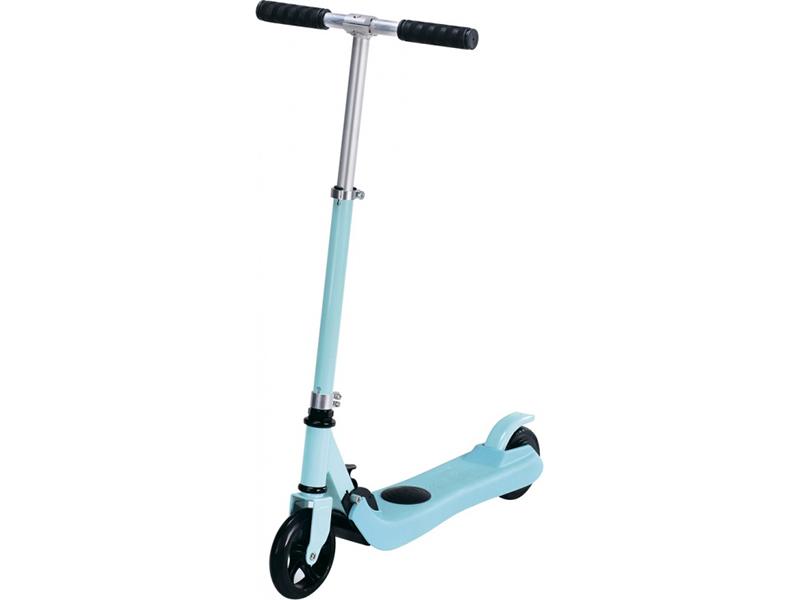 электросамокат iconbit kick scooter street duo trs2024 Электросамокат IconBIT Kick Scooter Unicorn IK-1903B Light Blue