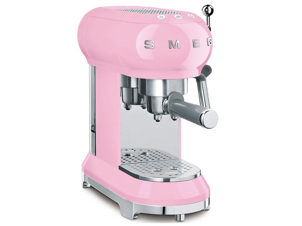 Кофемашина Smeg ECF01PKEU — ECF01PKEU