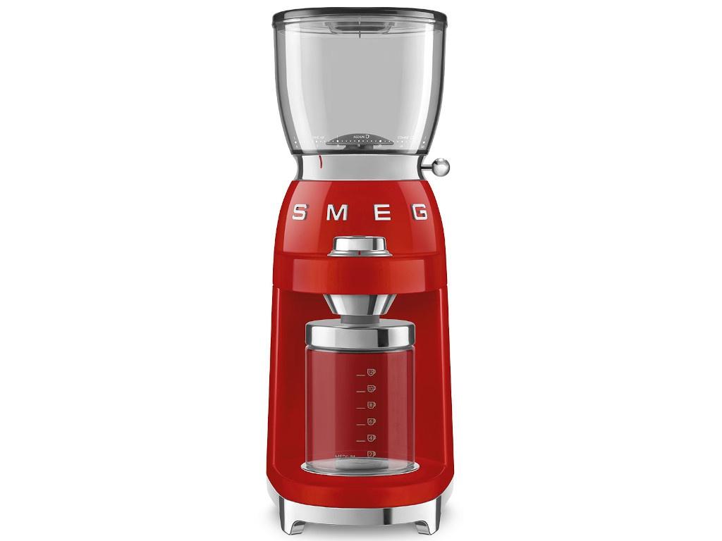 Кофемолка Smeg CGF01RDEU — CGF01RDEU