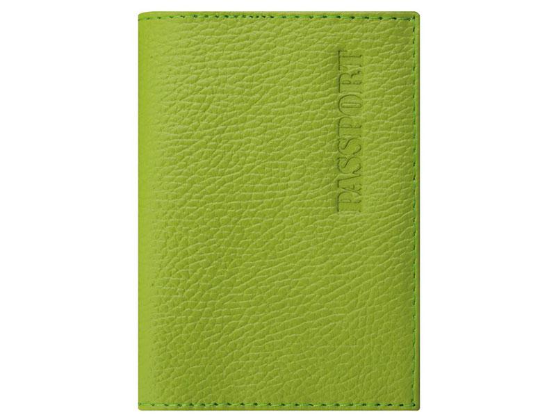 Обложка Staff Passport Light Green 237204