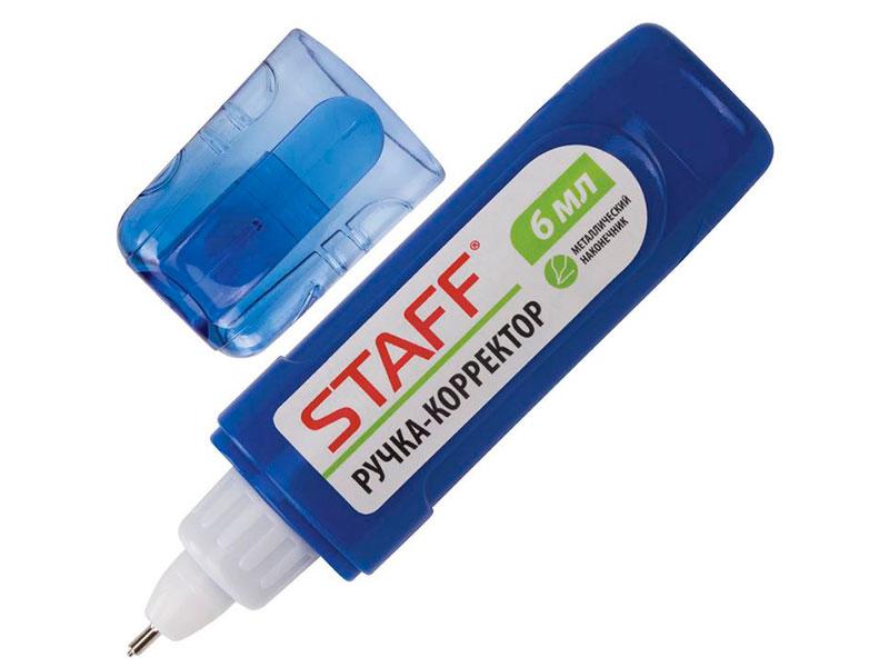 Корректирующая ручка Staff 6ml 227569