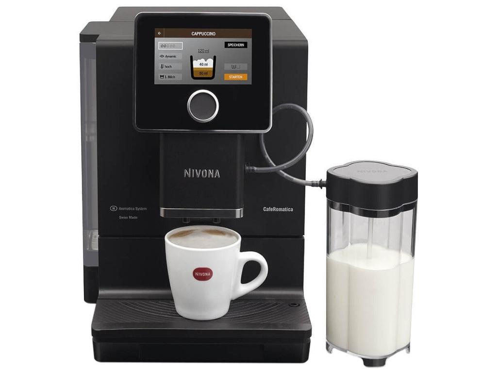 Кофемашина Nivona CafeRomatica 960