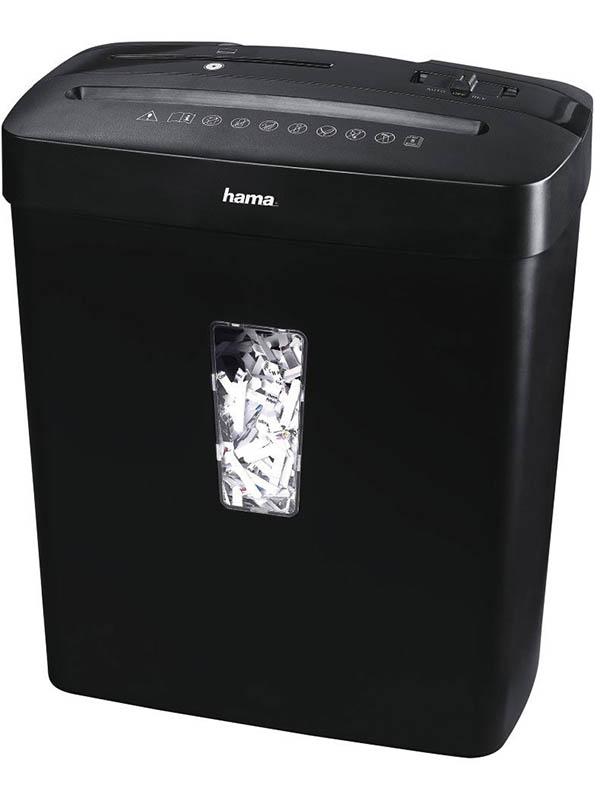 Шредер Hama Basic X7CDA H-50196