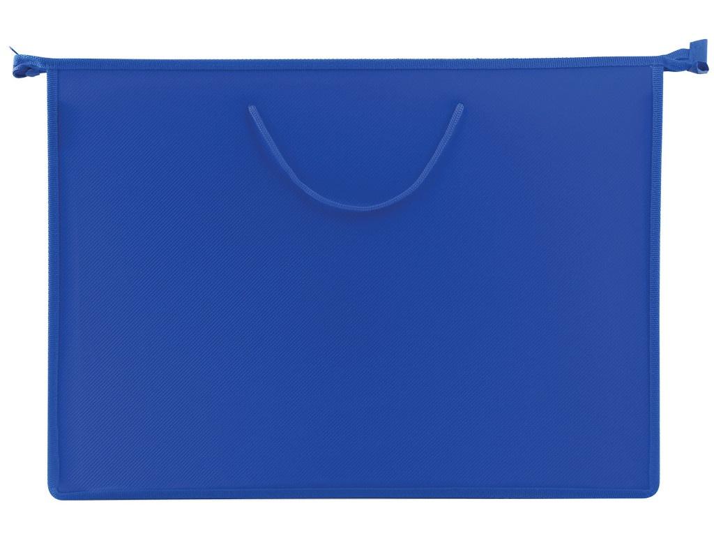 Папка для рисунков и чертежей Пифагор A3 Blue 228229