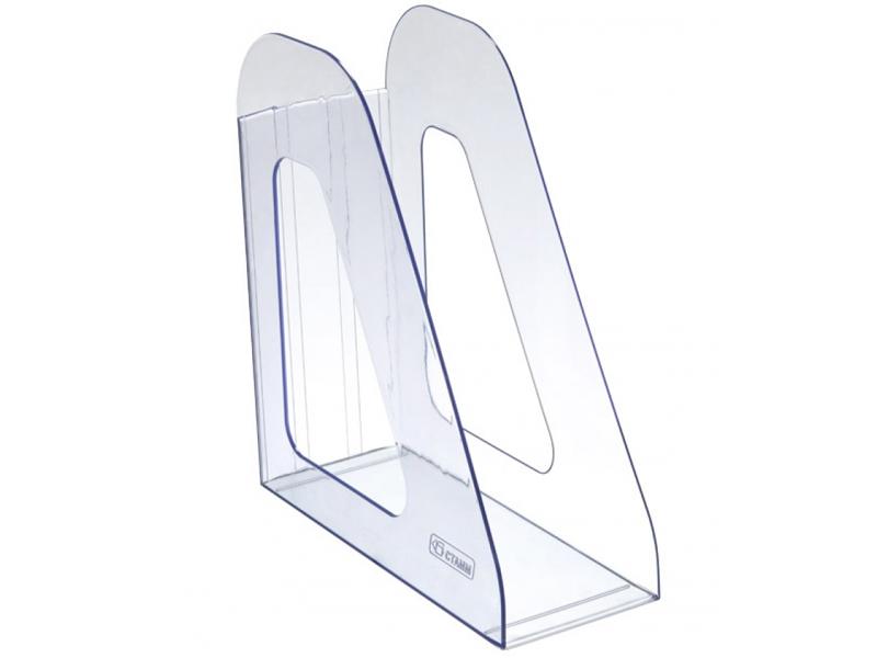 Лоток вертикальный СТАММ Фаворит ЛТ702 Toned Light Blue