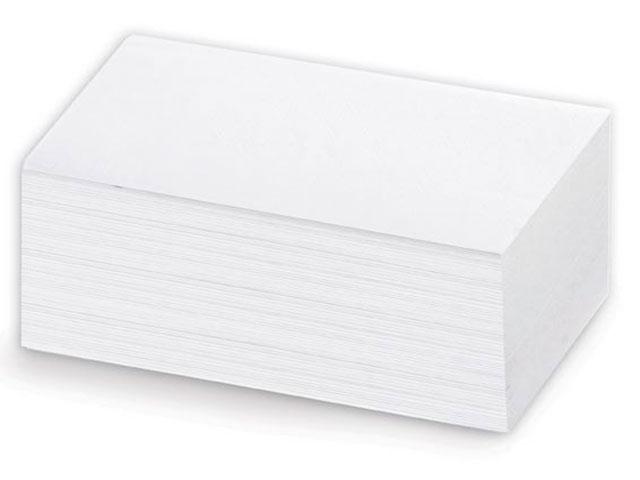 Полотенце Лайма Классик бумажное 2-х слойные 23x23cm ZZ(V) 200шт 15уп White 126094