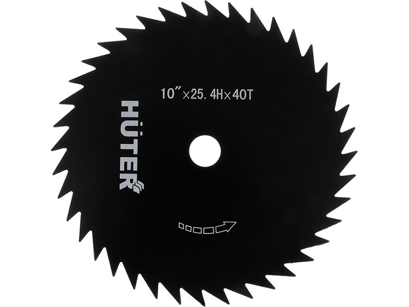 Диск для триммера Huter GTD-40T 71/2/7