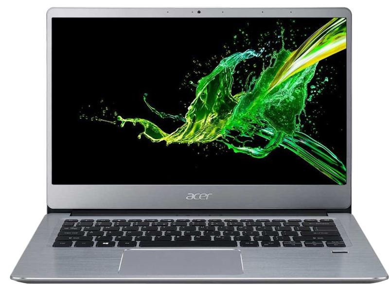 Ноутбук Acer Swift SF314-58G-76KQ Silver NX.HPKER.005 (Intel Core i7-10510U 1.8 GHz/8192Mb/256Gb SSD/nVidia GeForce MX250 2048Mb/Wi-Fi/Bluetooth/Cam/14.0/1920x1080/Windows 10 Home 64-bit) ноутбук acer swift 3 sf314 55 559u red nx h5wer 005