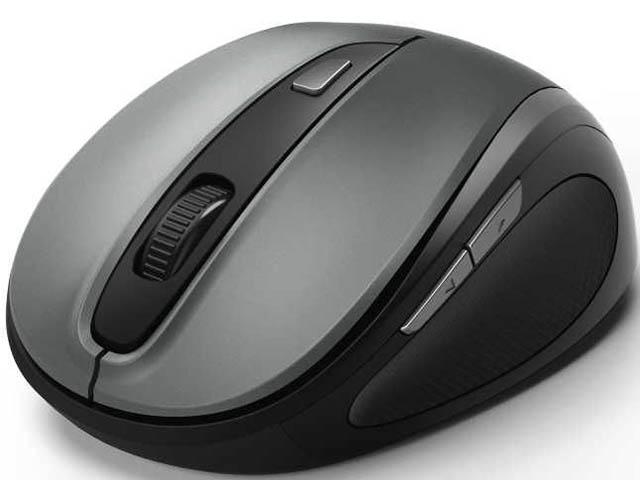 Мышь Hama MW-400 Grey USB