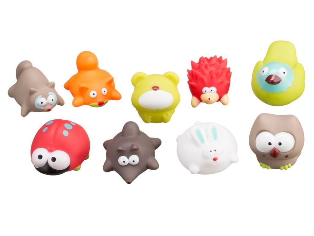 Набор игрушек Roxy-Kids Лесные жители RRT-823-2