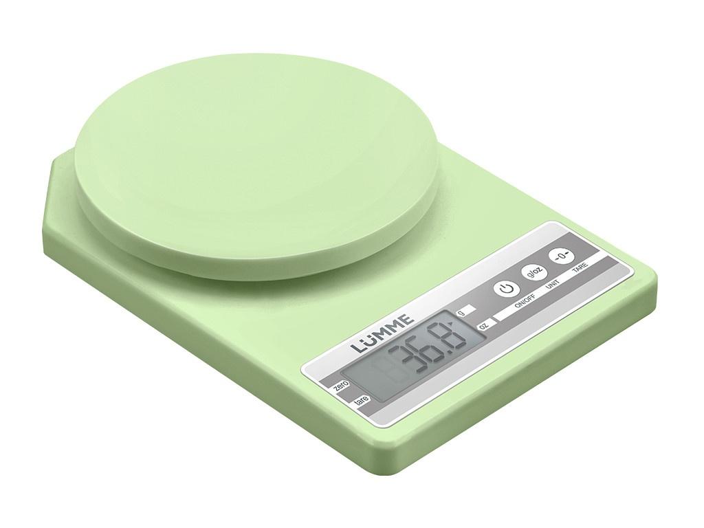 Весы Lumme LU-1343 Green lumme lu 3502 blue