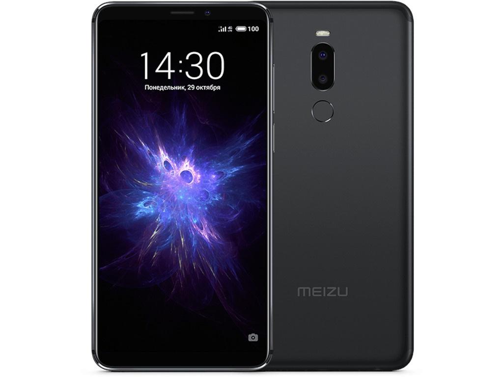Сотовый телефон Meizu Note 8 64Gb Black Выгодный набор + серт. 200Р!!! сотовый телефон meizu m8 64gb blue