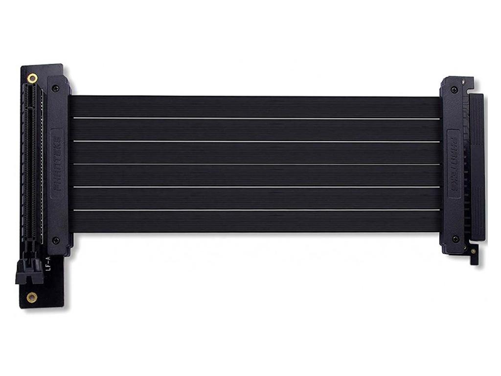 Аксессуар Райзер-кабель Phanteks Flat Line PCI-E x16 220mm PH-CBRS_FL22