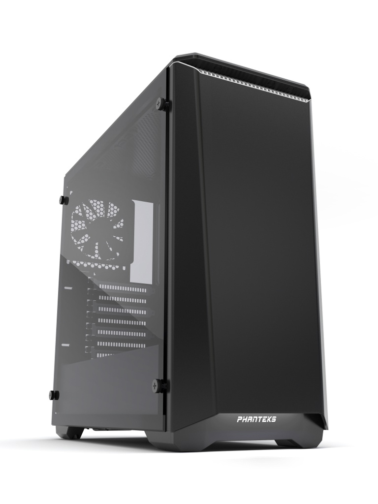 Корпус Phanteks Eclipse P400S Tempered Glass без БП Black-White EC416PSTG_BW