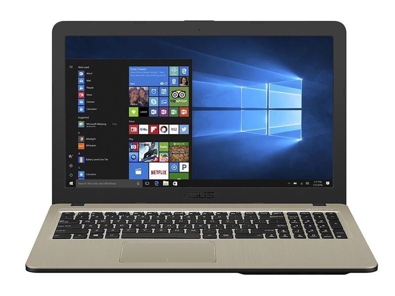 Ноутбук ASUS X540MA-GQ409T 90NB0IR1-M16810 (Intel Pentium N5000 1.1 GHz/8192Mb/256Gb SSD/No ODD/Intel HD Graphics/Wi-Fi/15.6/1366x768/Windows 10 64-bit) — 90NB0IR1-M16810