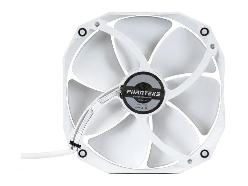 Вентилятор Phanteks 140mm White PH-F140HP_WT2