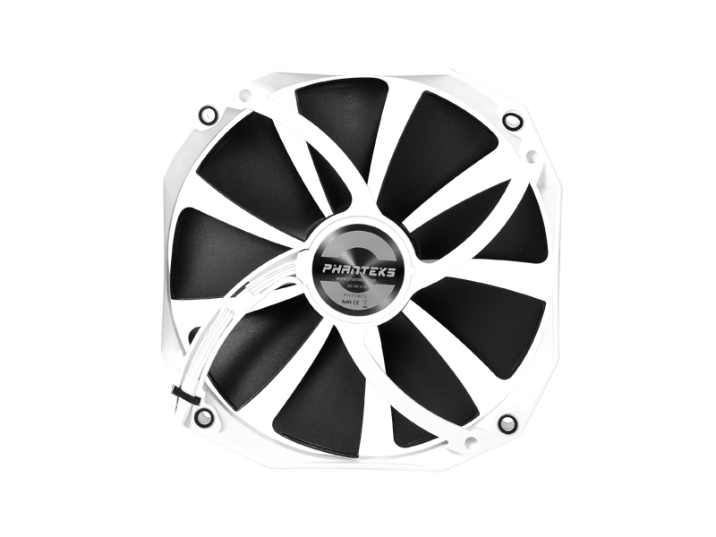 Вентилятор Phanteks 140mm Black-White PH-F140HP_BK2