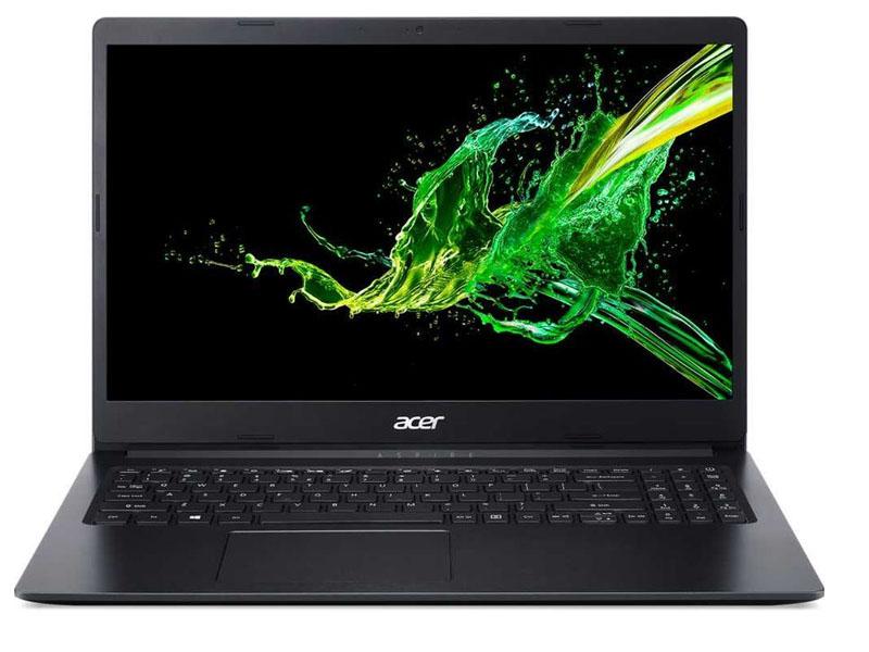 Ноутбук Acer Aspire 3 A315-22G-65ST Black NX.HE7ER.00U (AMD A6-9220e 1.6 GHz/4096Mb/256Gb SSD/AMD Radeon 530 2048Mb/Wi-Fi/Bluetooth/Cam/15.6/1920x1080/Windows 10 Home 64-bit)