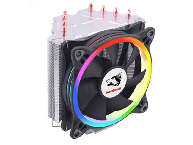 цена на Кулер Aardwolf Performa 11X APF-11XPFM-120ARGB (S775/115X/1366/2011/2066/FM1/2+/AM2/2+/AM3/3+/AM4)