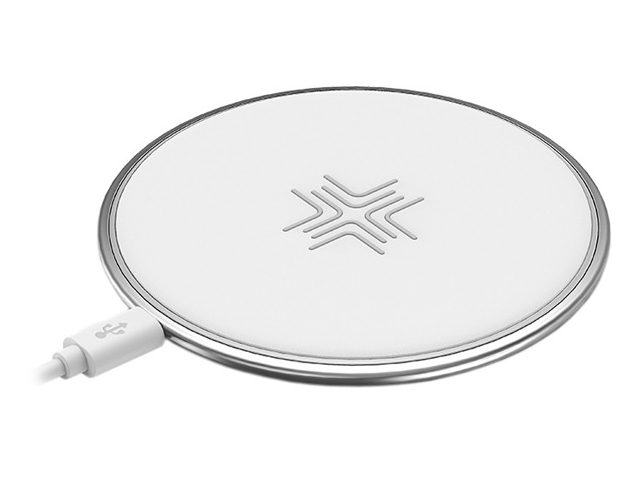 Зарядное устройство Rock W10 Quick Wireless Charge White RWC0245 76088