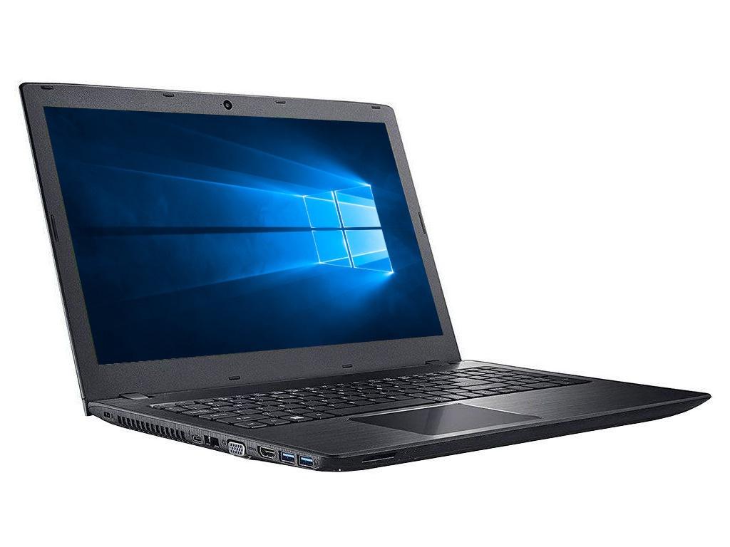 Ноутбук Acer TravelMate P2 TMP259-MG-54YF Black NX.VE2ER.037 (Intel Core i5-6200U 2.3 GHz/6144Mb/1000Gb/nVidia GeForce 940MX 2048Mb/Wi-Fi/Bluetooth/Cam/15.6/1920x1080/Windows 10 Home 64-bit)