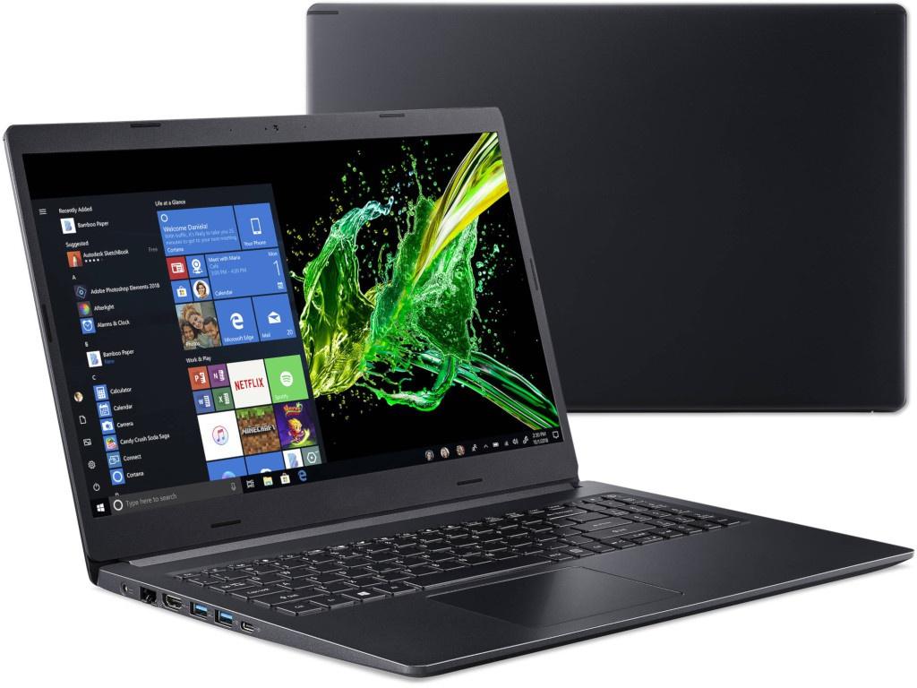 Zakazat.ru: Ноутбук Acer Aspire 5 A515-54-359G Black NX.HN1ER.001 (Intel Core i3-10110U 2.1 GHz/4096Mb/256Gb SSD/Intel HD Graphics/Wi-Fi/Bluetooth/Cam/15.6/1920x1080/Windows 10 Home 64-bit)