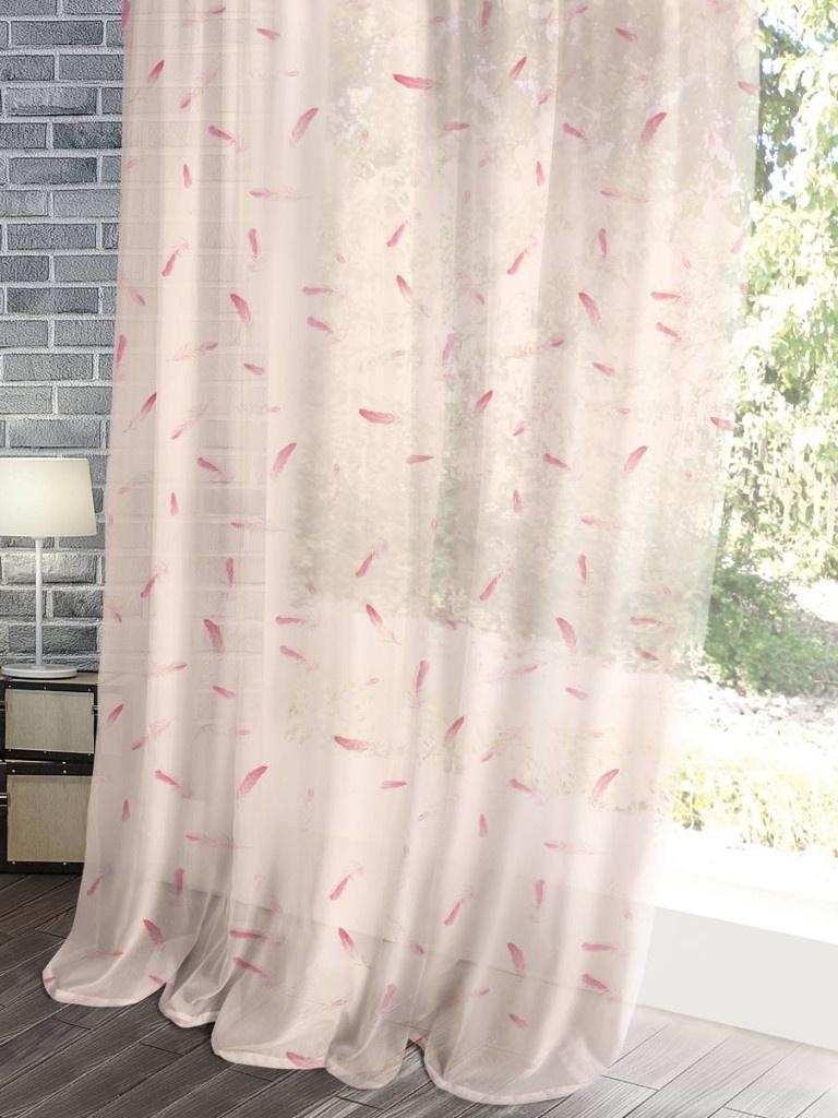 Комплект штор Волшебная Ночь Veil Flamingo 720435