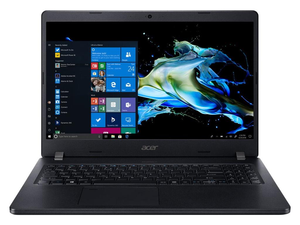 Ноутбук Acer TravelMate P2 TMP215-51-33DS Black NX.VL3ER.002 (Intel Core i3-7020U 2.3 GHz/4096Mb/1000Gb/Intel HD Graphics/Wi-Fi/Bluetooth/Cam/15.6/1920x1080/Linux)