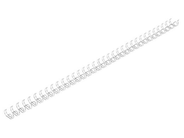 Пружины для переплета Office Kit 100шт 8mm Silver OKPM516S
