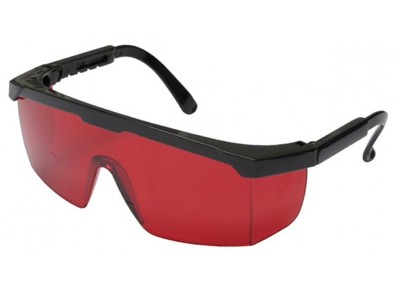 Очки защитные Stayer Red 2-110457 / z01