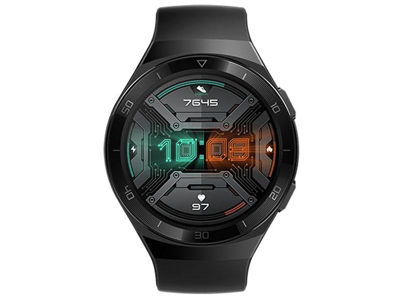 Умные часы Huawei Watch GT 2e 46mm Hector-B19S Black/Black 55025295