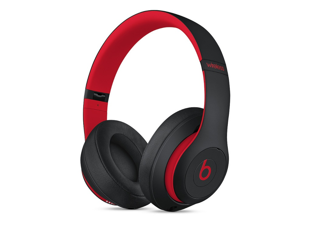Наушники Beats Studio3 Decade Collection Black-Red MX422EE/A