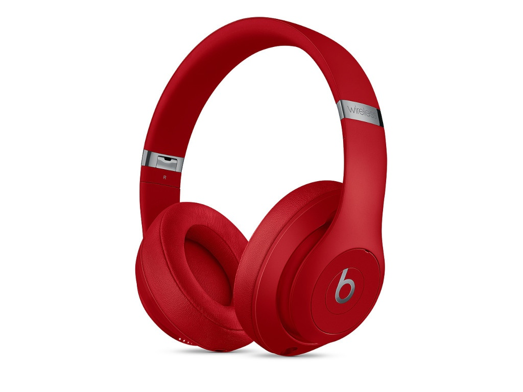 цена на Наушники Beats Studio3 Red MX412EE/A