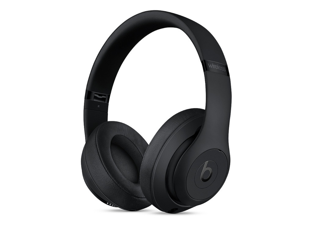 цена на Наушники Beats Studio3 Matte Black MX3X2EE/A