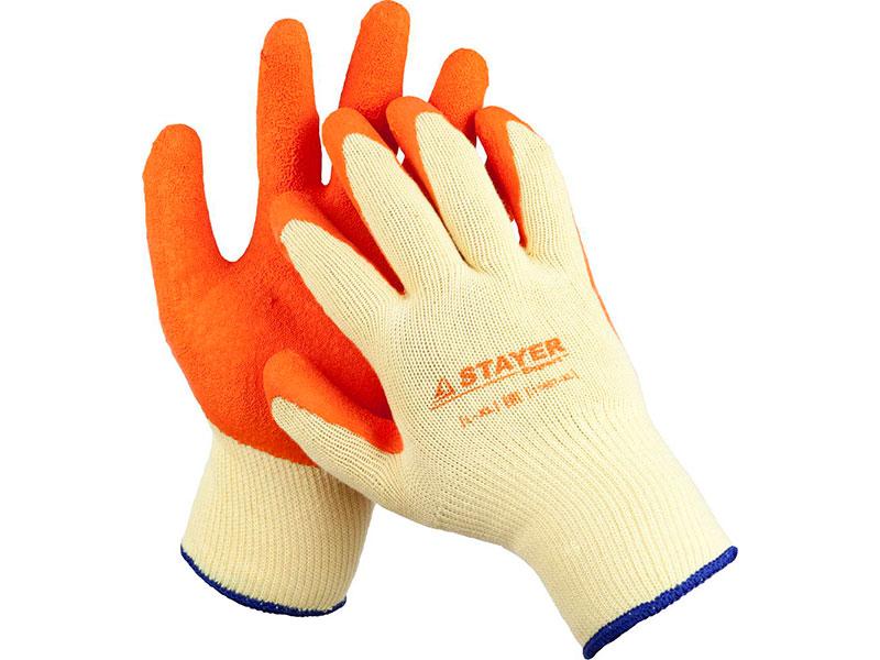 Перчатки Stayer Hard Pro размер L-XL 11407-XL