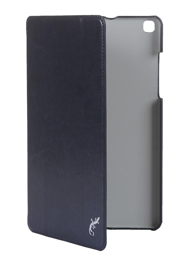 Чехол G-Case для Samsung Galaxy Tab A 8.0 2019 SM-T290 / SM-T295 Slim Premium Dark Blue GG-1146