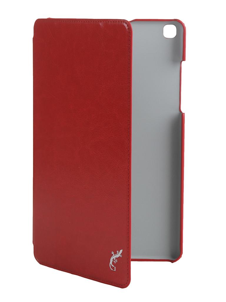 Чехол G-Case для Samsung Galaxy Tab A 8.0 2019 SM-T290 / SM-T295 Slim Premium Red GG-1145