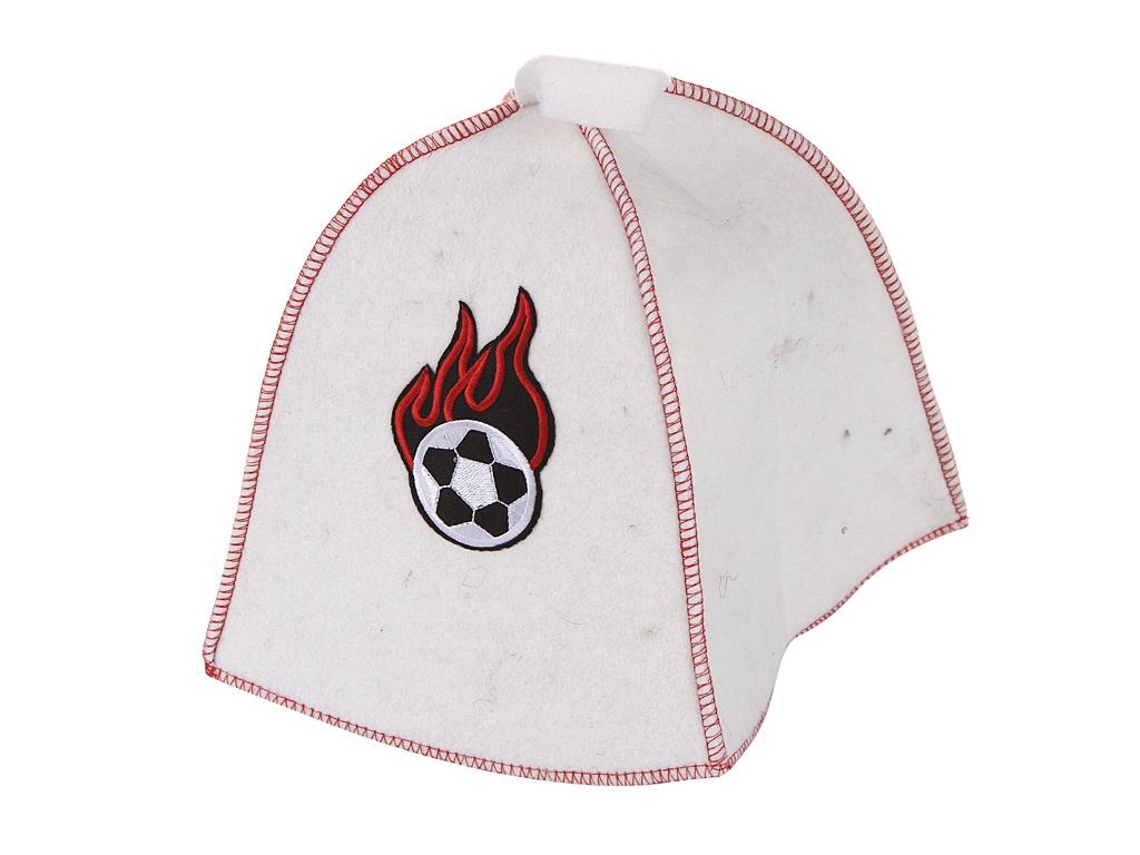 Шапка Жар-Банька Футбол White футбол